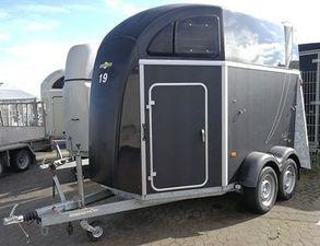 Ifor Williams HB056 Hestetrailer udlejning