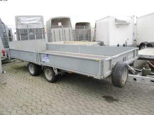Ifor Williams TB4621-352  udlejning