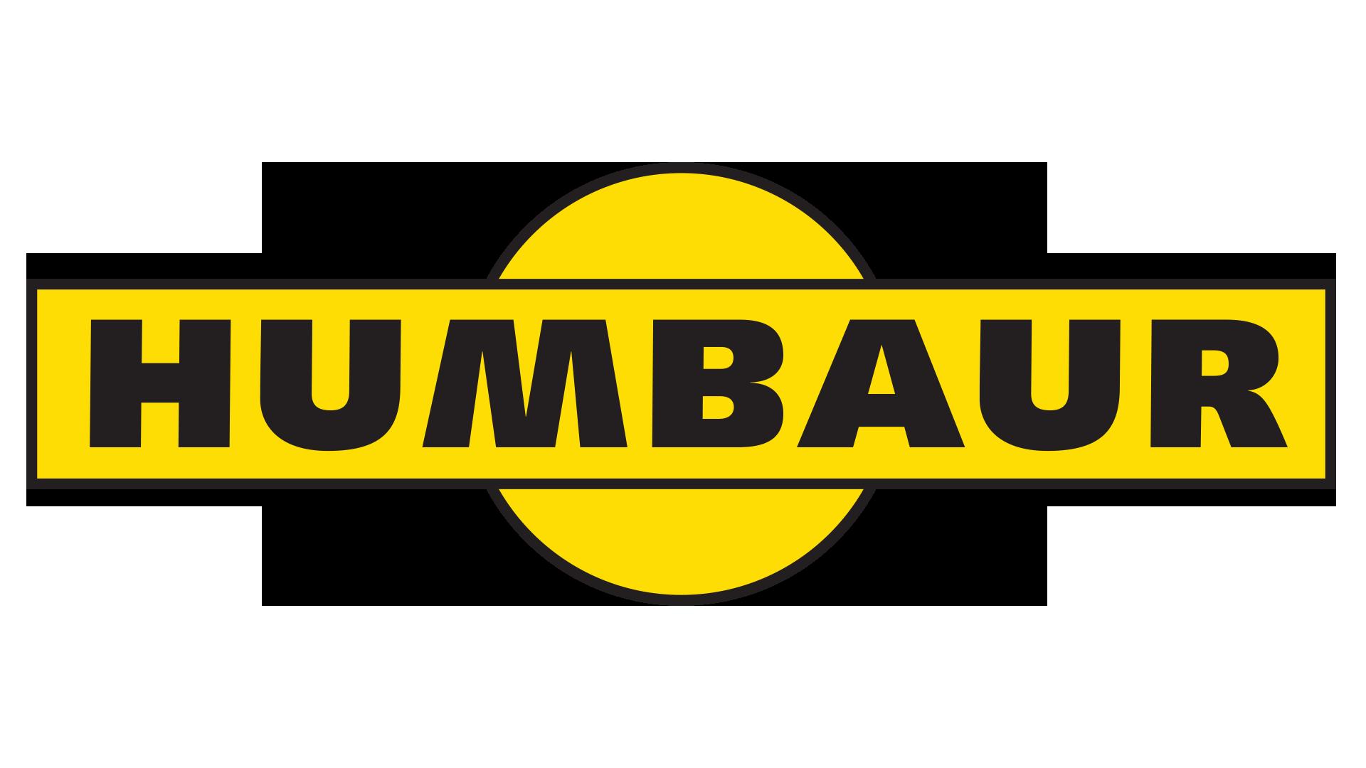 Humbaur trailer - Logo