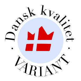 Variant trailer - Dansk Kvalitet logo